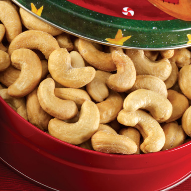 Roasted Whole Cashews
